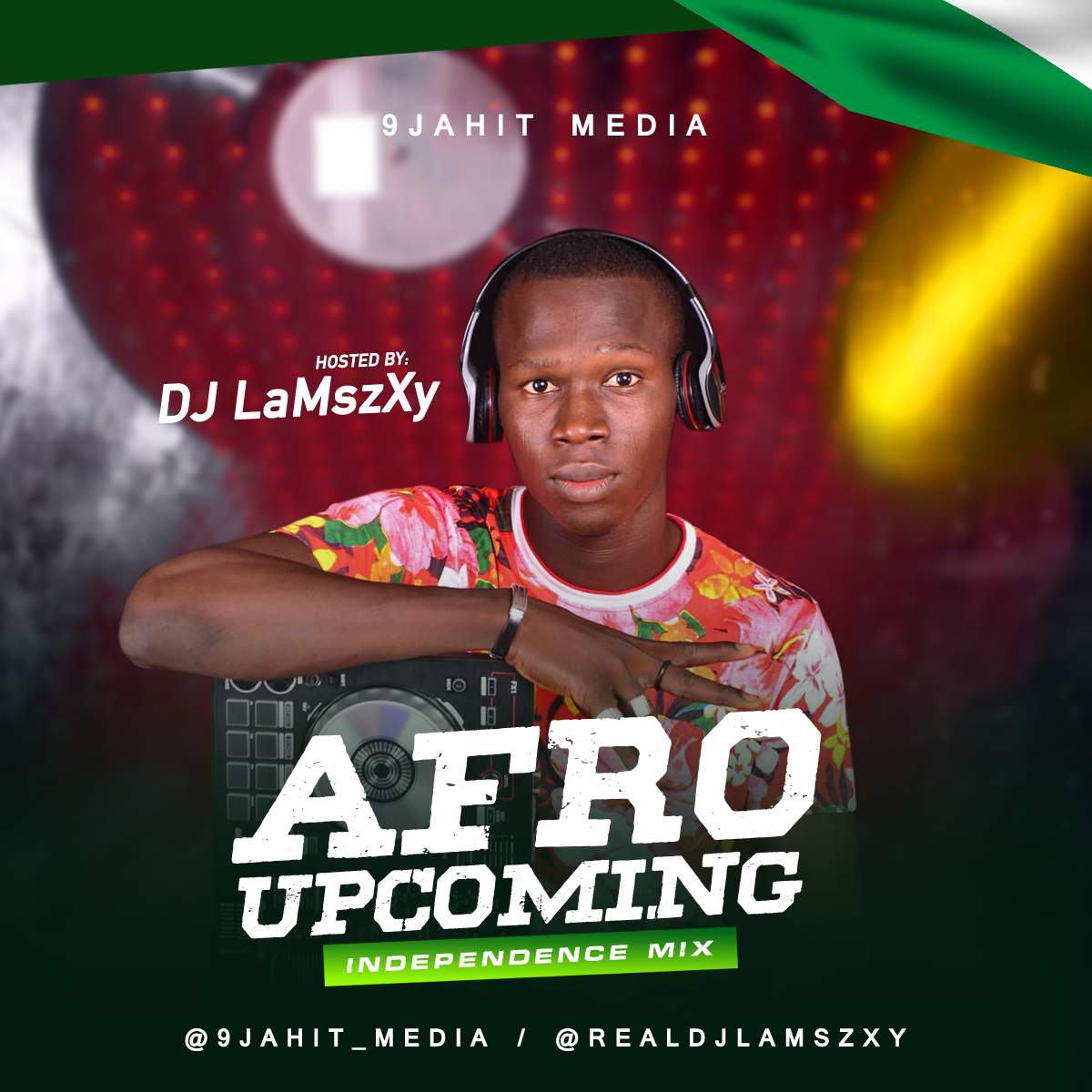 Dj LaMszXy – Afro Upcoming (Independence Mix) Mp3 Download